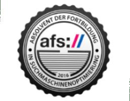Badge-AfS